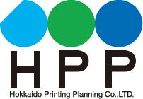 北海道印刷企画株式会社ロゴ